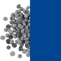 Kaarsenverf 10 gram donkerblauw