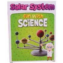 wetenschappelijke speelset maak je eigen planetarium