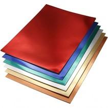 foliekarton A4 multicolor 30 stuks