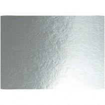 foliekarton A4 zilver 10 stuks