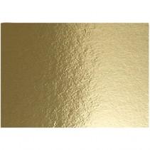 foliekarton A4 goud 10 stuks