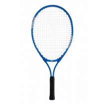 tennisracket 23 inch junior blauw