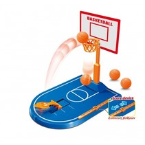 tafel basketbal spel
