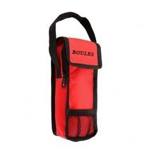 jeu de boules tas rood/zwart  23 x 8,5 x 3,5 cm