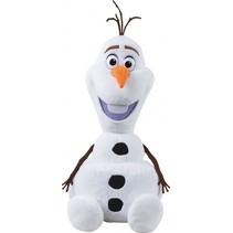 knuffel/pyjamazak Frozen 42 cm junior wit
