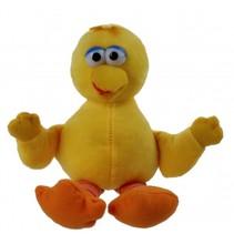 pluchen knuffel Pino 25 cm geel