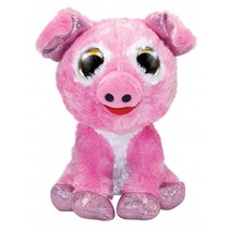 knuffel Lumo Pig Piggy 15 cm roze