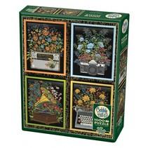 legpuzzel Floral Objects 1000 stukjes