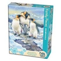 legpuzzel Family: Penguin Family 350 stukjes