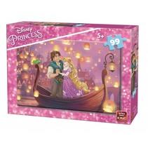 legpuzzel Flynn & Rapunzel 99 stuks 32 x 22 cm