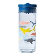 drinkbeker SlideCUP* Crystal haai 500 ml