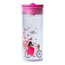 drinkbeker SlideCUP* Crystal vlinder 500 ml
