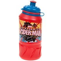 bidon Spider-Man 420 ml rood