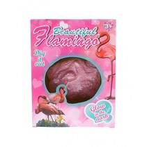 graafset Beautiful Flamingo roze