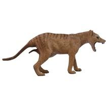 Tasmaanse buidelwolf 11,6 x 4,8 cm bruin