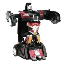 transformer robot rood 14 cm