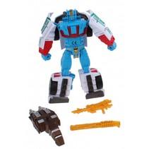 transformer blauw 4-delig 23 cm