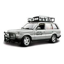 schaalmodel Range Rover Experience 1:24 zilver