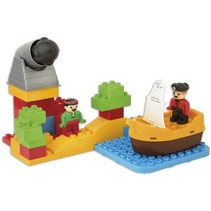 plus piratenspeelset 38-delig multicolor