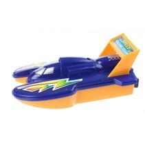 speedboot 15 cm paars
