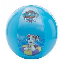 strandbal Paw Patrol 29 cm blauw