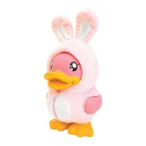 spaarpot eend roze konijn 16 cm