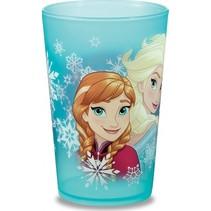 beker Frozen 280 ml blauw
