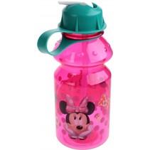 drinkfles Minnie Mouse 400m ml roze