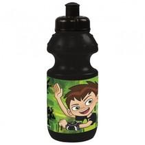 bidon Ben 10 330 ml zwart