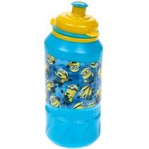 bidon Minions 420 ml blauw/geel