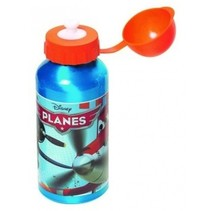 bidon Planes 400 ml blauw/oranje