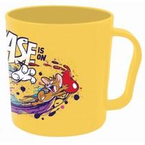 mok Tom & Jerry 370 ml geel