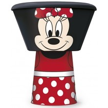 eetset Minnie Mouse 3-delig zwart/rood