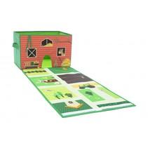 Speelkleed boerderij play en store 38 x 26 cm 24 L