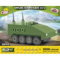 Small Army M1126 Stryker bouwset 62-delig 2242