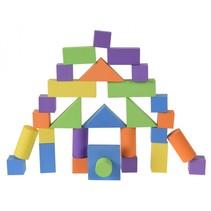 bouwblokken EVA 30-delig
