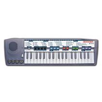 Keyboard Elektronisch Mini 37 toetsen Grijs 44 cm