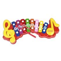 xylofoon 34 cm multicolor