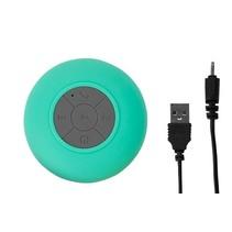 bluetooth speaker 9 cm groen