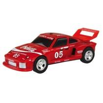 Car Speed racebaan auto Porsche Turbo 935 Coca Cola