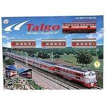 Startset batterij 508 Classic Talgo trein