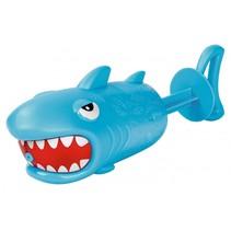 waterpistool haai blauw 19 cm