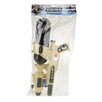 leger waterpistool beige/zwart 46 cm