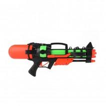 waterpistool zwart/oranje 51 cm