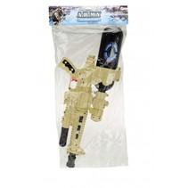 leger waterpistool beige 60 cm