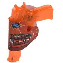 waterpistool 13 cm oranje