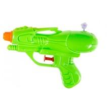 waterpistool groen 15 cm