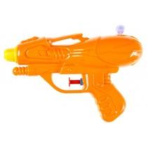 waterpistool oranje 15 cm