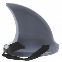 zwemgordel Shark Fin junior grijs