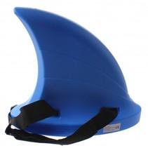 zwemgordel Shark Fin junior blauw